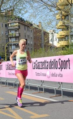 Jooksupartneriga Milano maratonil