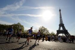 Maratonile - armastuse linna Pariisi!