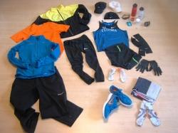 marathon running gear